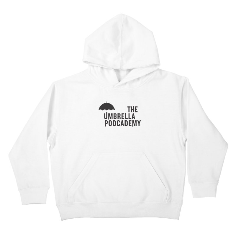 The Umbrella Podcademy Kids Pullover Hoody by Comic Book Club Official Shop