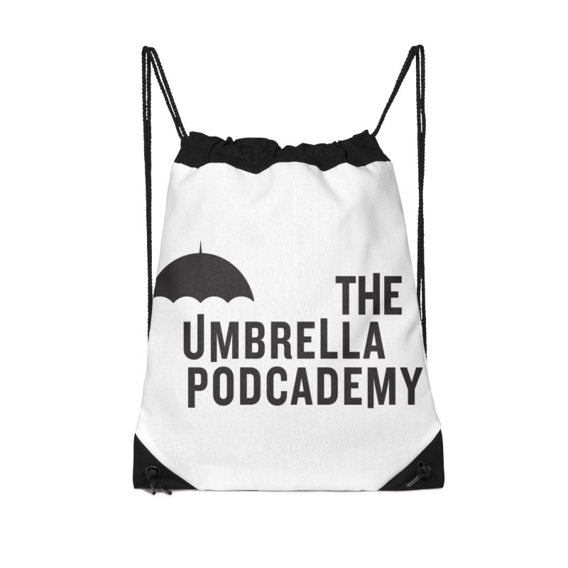 The Umbrella Podcademy Accessories Bag by Comic Book Club Official Shop