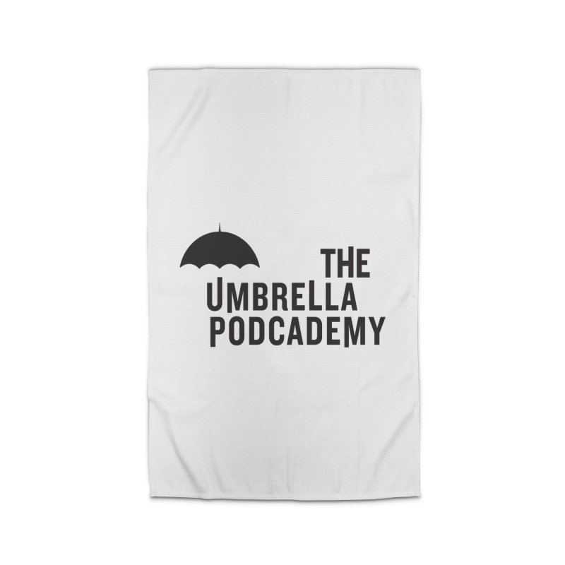 The Umbrella Podcademy Home Rug by Comic Book Club Official Shop