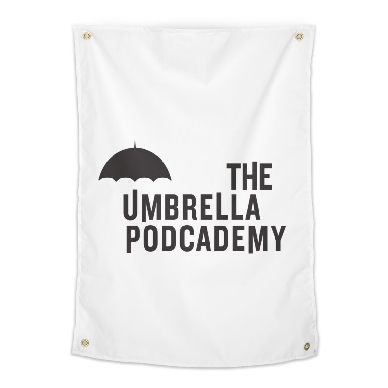 The Umbrella Podcademy Home Tapestry by Comic Book Club Official Shop