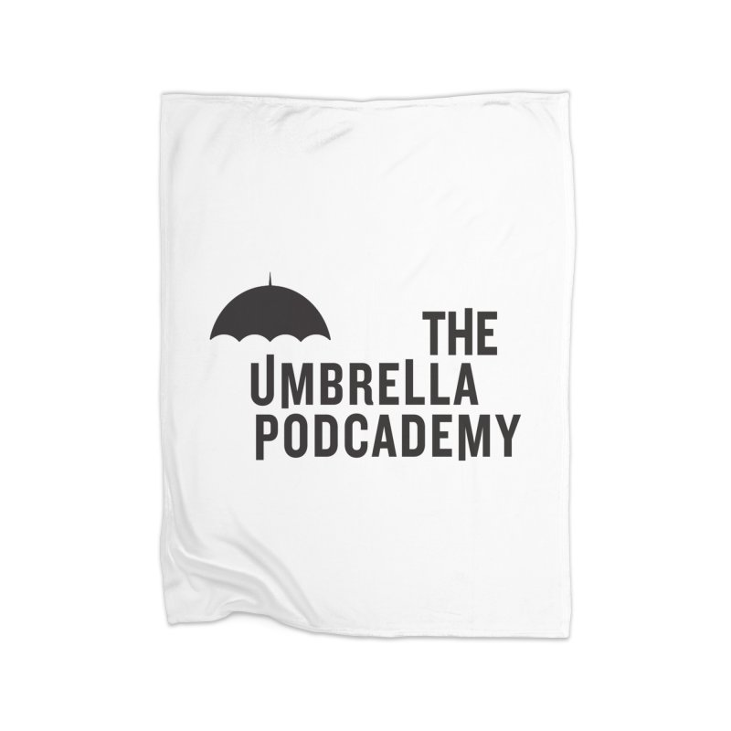 The Umbrella Podcademy Home Blanket by Comic Book Club Official Shop