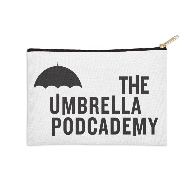 The Umbrella Podcademy Accessories Zip Pouch by Comic Book Club Official Shop