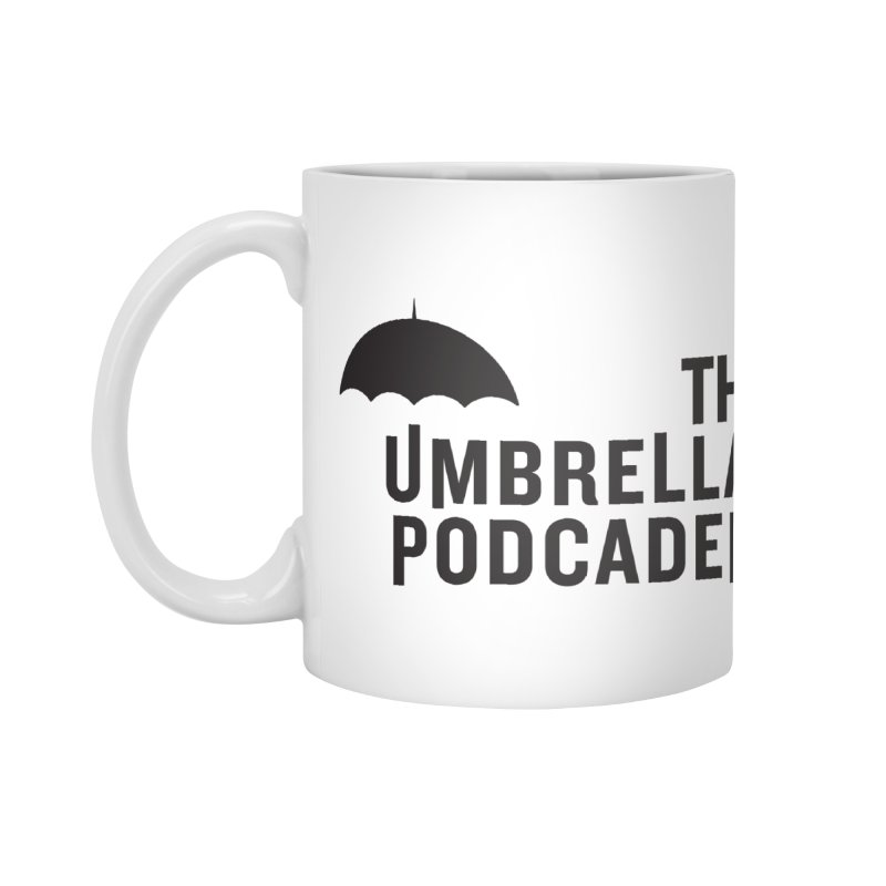 The Umbrella Podcademy Accessories Mug by Comic Book Club Official Shop