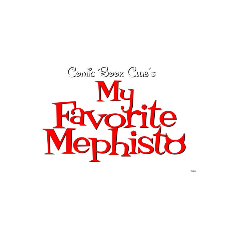 My Favorite Mephisto Men's Longsleeve T-Shirt by Comic Book Club Official Shop