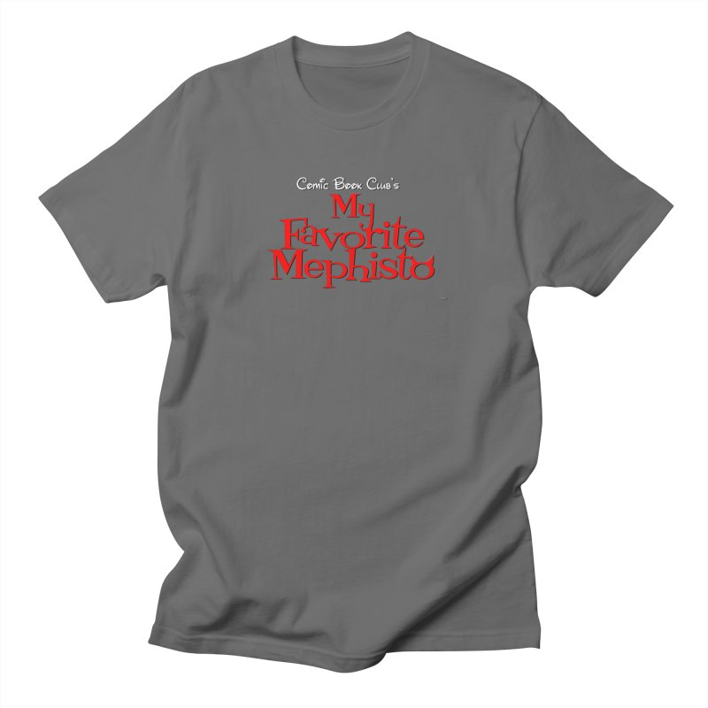 My Favorite Mephisto Men's T-Shirt by Comic Book Club Official Shop