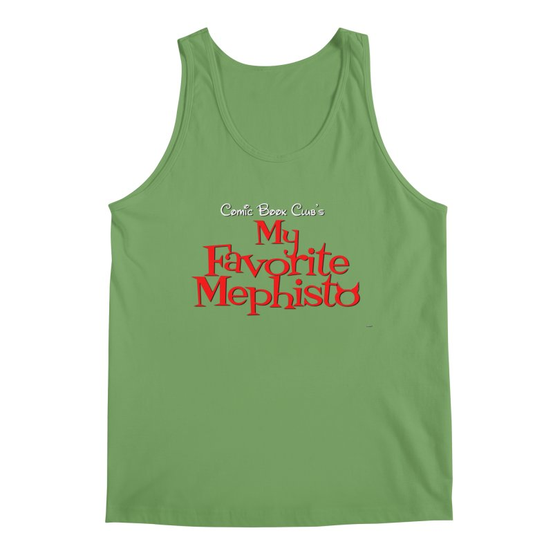 My Favorite Mephisto Men's Tank by Comic Book Club Official Shop