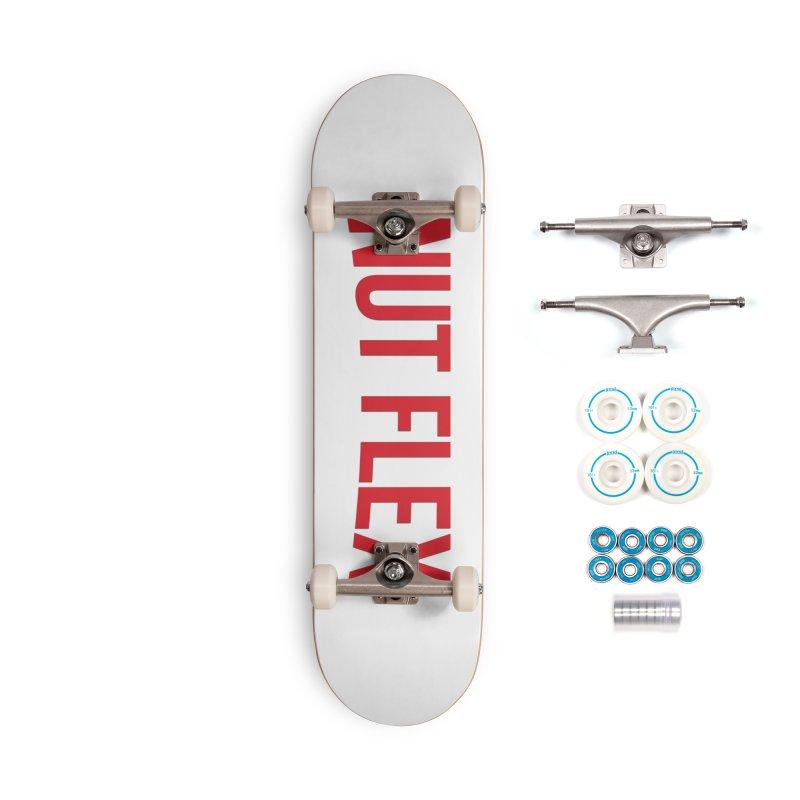Nut Flex Accessories Skateboard by Comic Book Club Official Shop