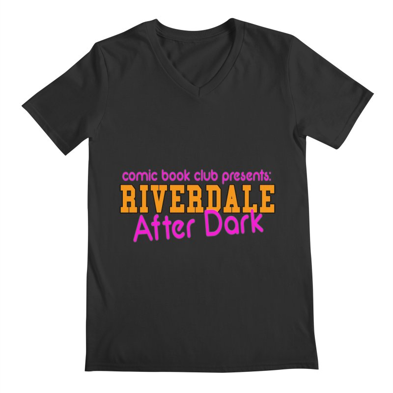 Riverdale After Dark Men's Regular V-Neck by Comic Book Club Official Shop