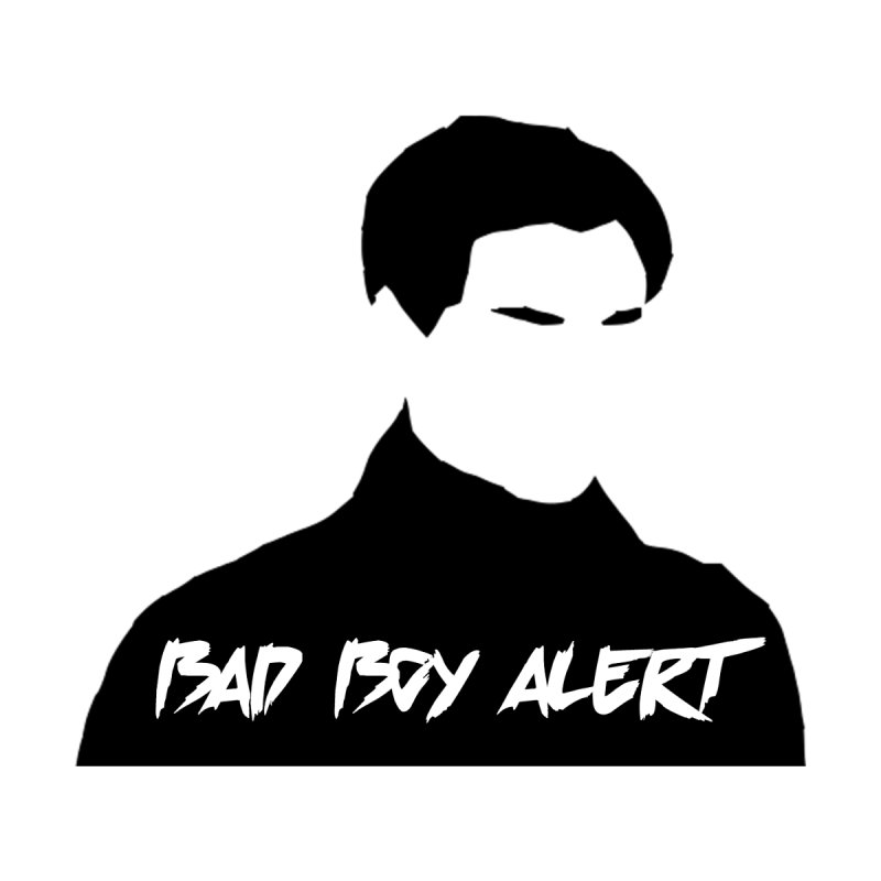 Bad Boy Alert Women's V-Neck by Comic Book Club Official Shop