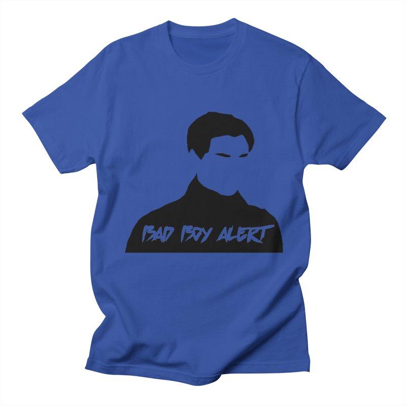 Bad Boy Alert Men's Regular T-Shirt by Comic Book Club Official Shop