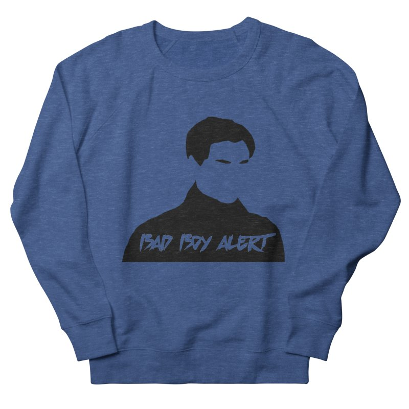 Bad Boy Alert Women's Sweatshirt by Comic Book Club Official Shop