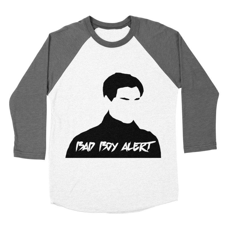 Bad Boy Alert Women's Longsleeve T-Shirt by Comic Book Club Official Shop