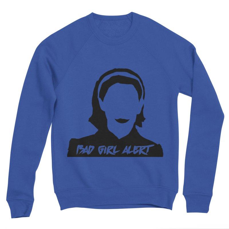 Bad Girl Alert Men's Sweatshirt by Comic Book Club Official Shop