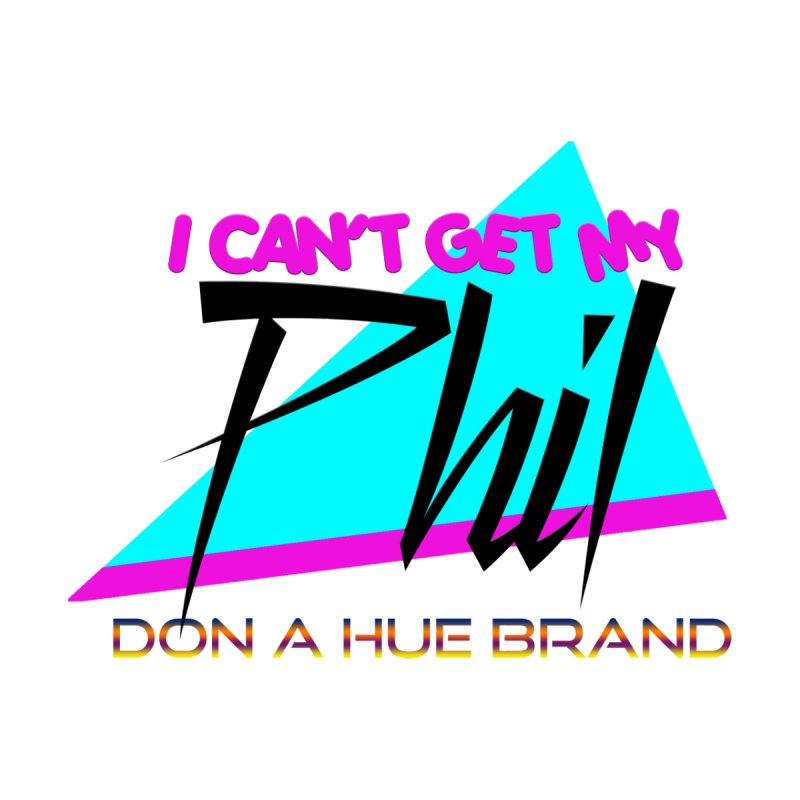 I CAN'T GET MY PHIL Men's T-Shirt by Comic Book Club Official Shop