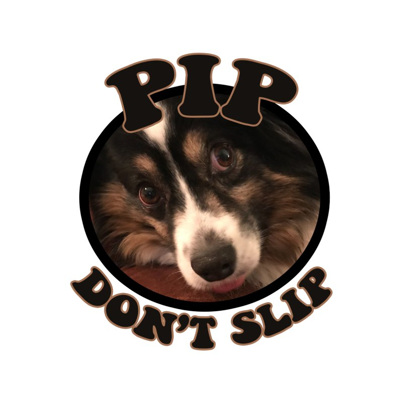 Pip Don't Slip Women's V-Neck by Comic Book Club Official Shop