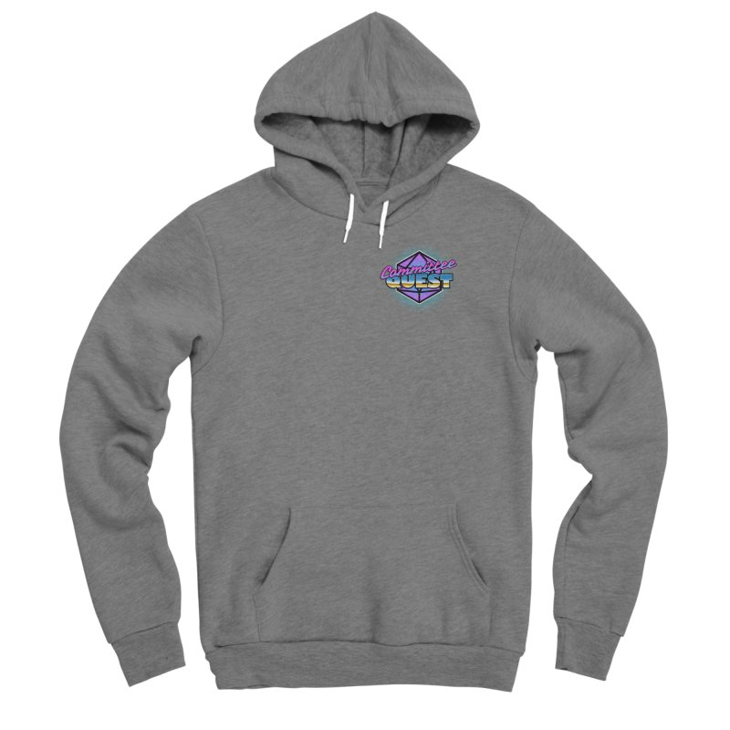 Committee Quest Logo Women's Pullover Hoody by committeequest's Artist Shop