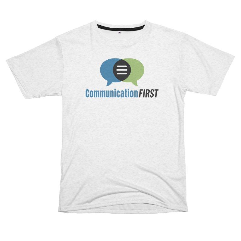 Logo Original Men's Cut & Sew by CommunicationFIRST's Artist Shop