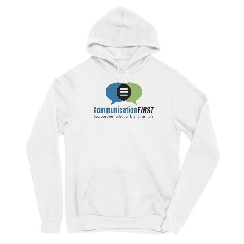 Logo Original Women's Pullover Hoody by CommunicationFIRST's Artist Shop