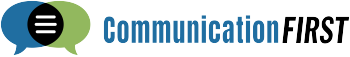 CommunicationFIRST's Artist Shop Logo