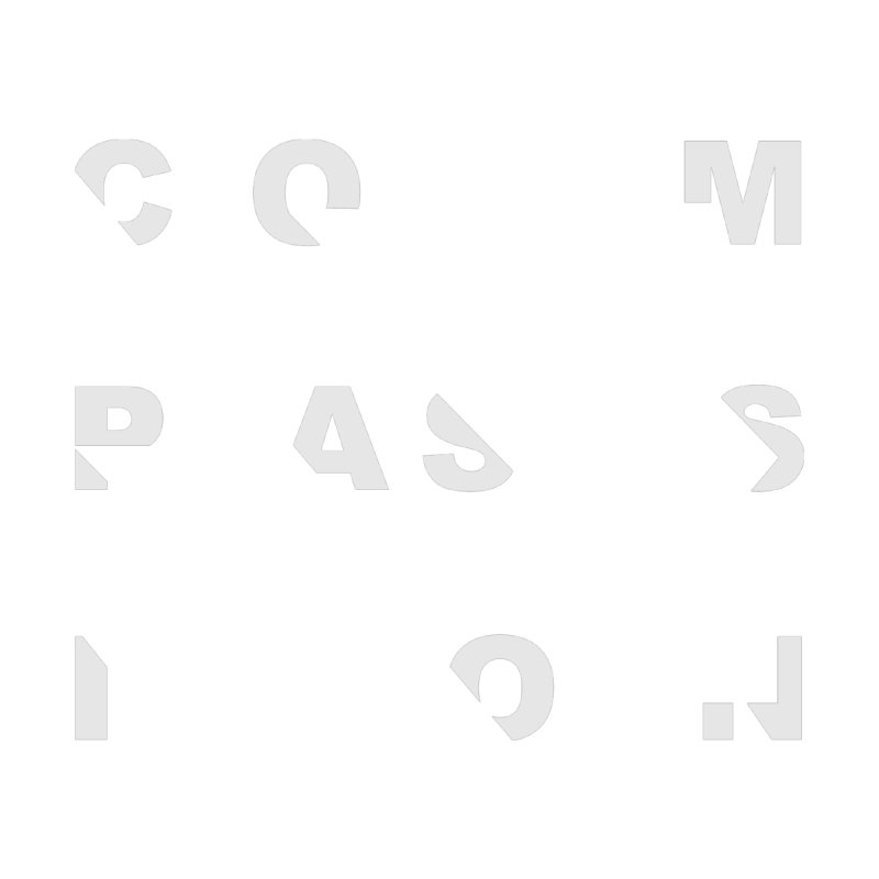 Compassion Disjointed Text by compassion's Artist Shop
