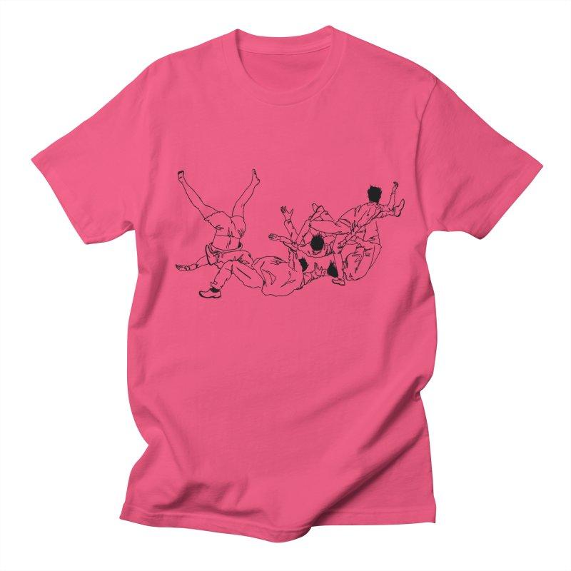 Five Paupers Men's T-shirt by compostpile's Artist Shop