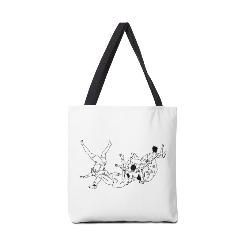 Five Paupers Accessories Bag by compostpile's Artist Shop