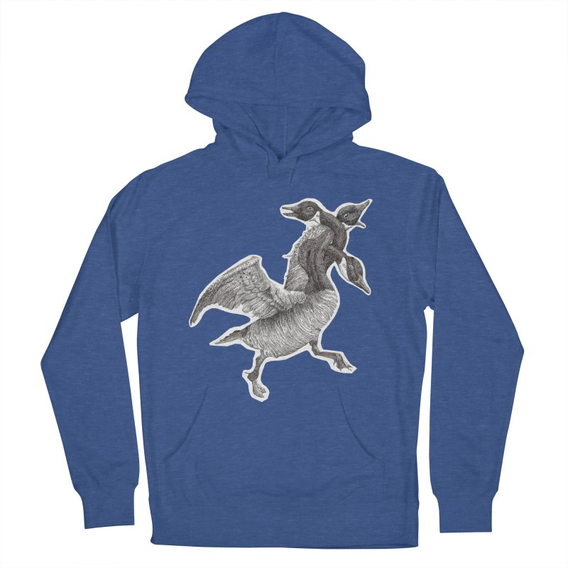 Knotted Gander (Apparel)  Men's Pullover Hoody by compostpile's Artist Shop