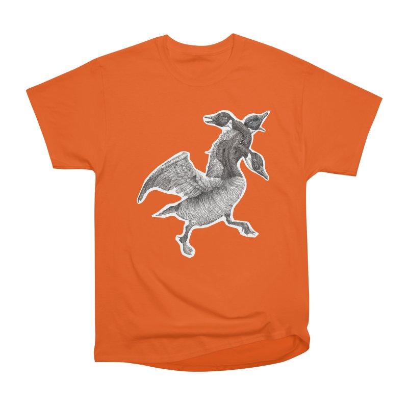 Knotted Gander (Apparel)  Men's Classic T-Shirt by compostpile's Artist Shop