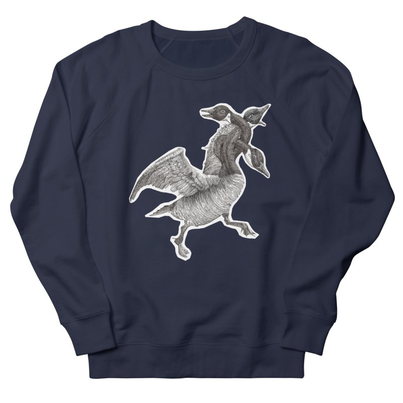 Knotted Gander (Apparel)  Women's Sweatshirt by compostpile's Artist Shop