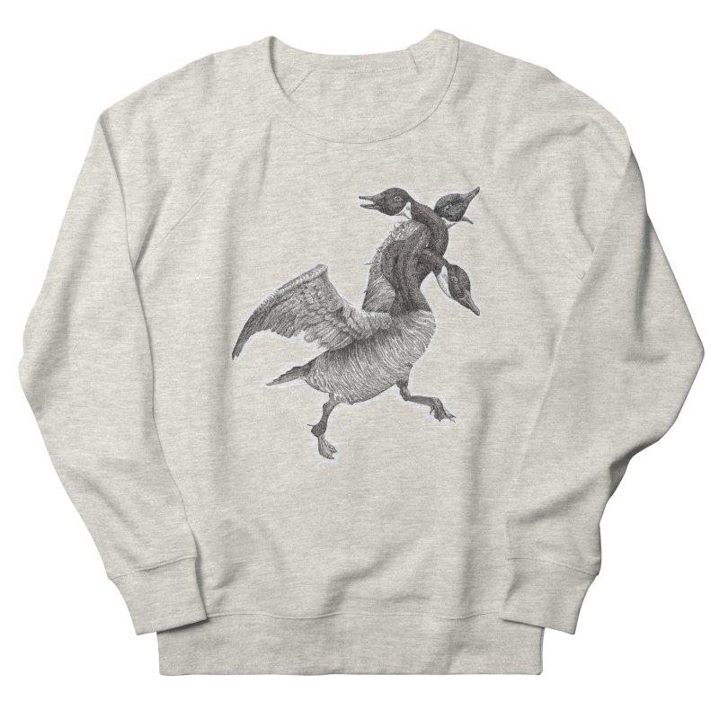Knotted Gander (Apparel)  Women's Sweatshirt by compostpile's Artist Shop