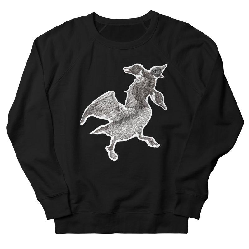 Knotted Gander (Apparel)  Men's Sweatshirt by compostpile's Artist Shop