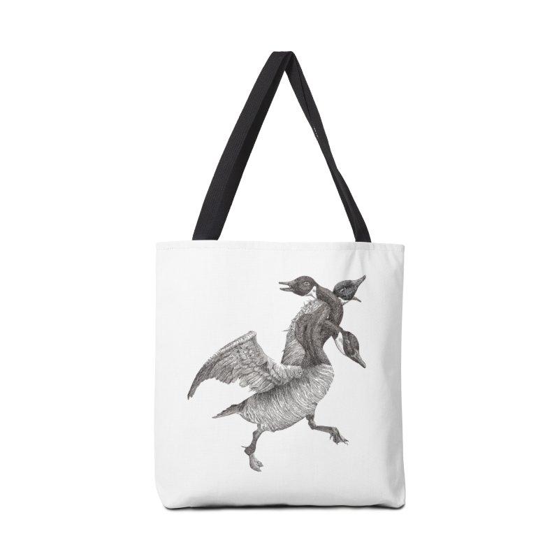 Knotted Gander (Apparel)  Accessories Bag by compostpile's Artist Shop