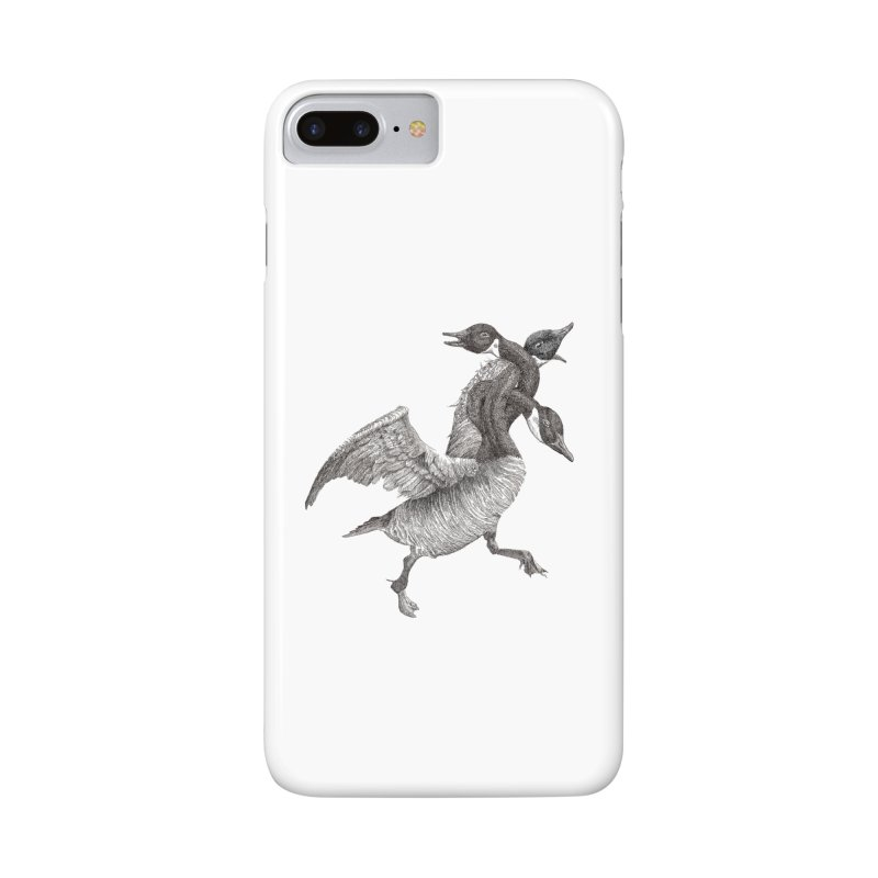 Knotted Gander (Apparel)  Accessories Phone Case by compostpile's Artist Shop