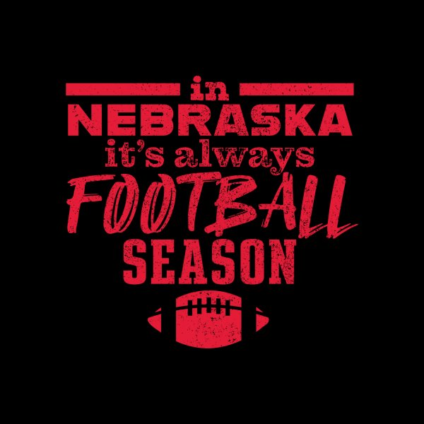 image for In Nebraska It's Always Football Season