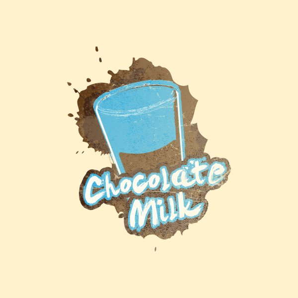 image for A Cold Glass of Chocolate Milk
