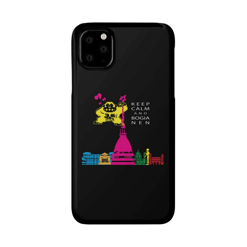 Keep Calm and Bogia Nen Accessories Phone Case by Lospaccio Conamole