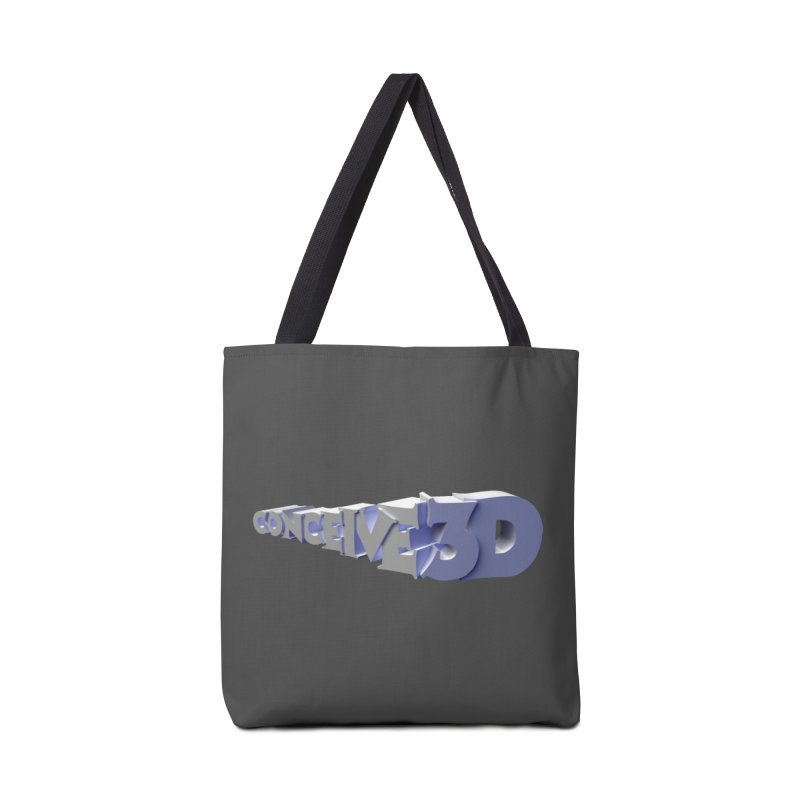 Conceive3D Accessories Tote Bag Bag by Conceive3D