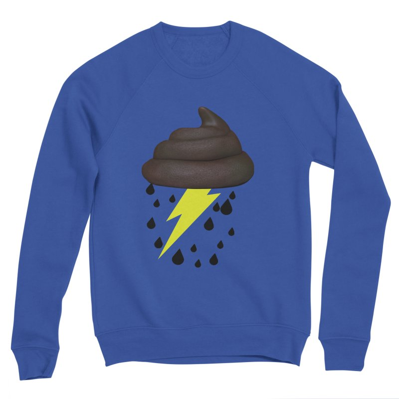 Shit Storm Women's Sweatshirt by Conceive3D