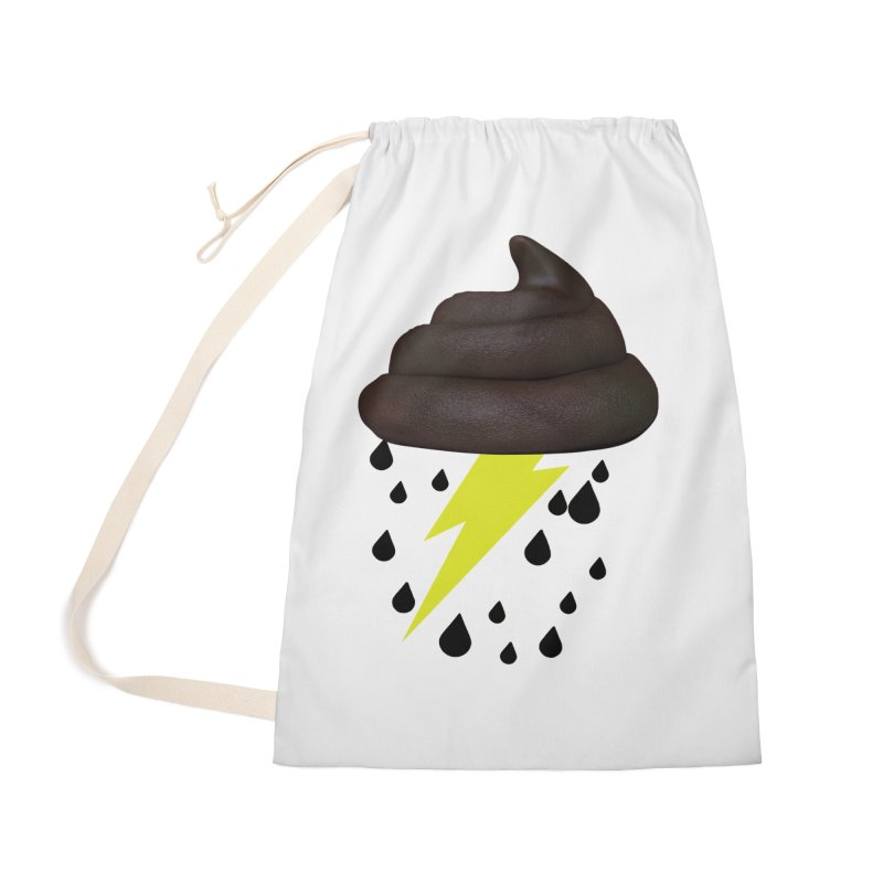 Shit Storm Accessories Bag by Conceive3D