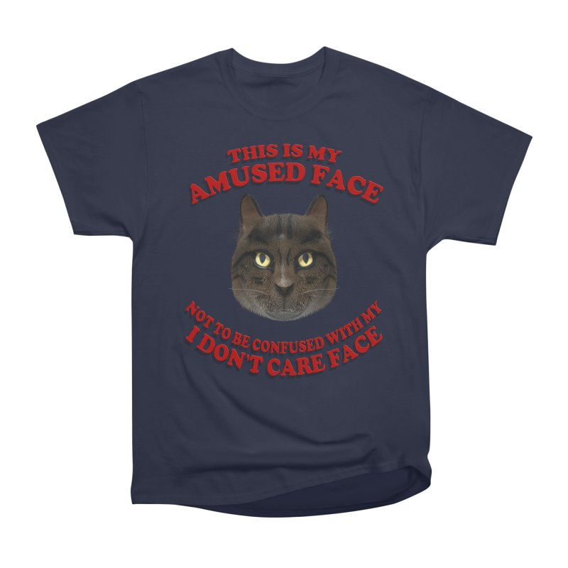 Amused Women's T-Shirt by Conceive3D