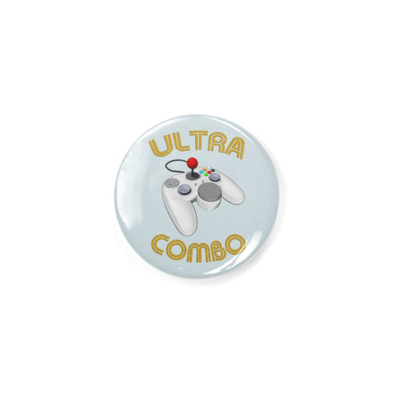 Ultra Combo Accessories Button by Conceive3D