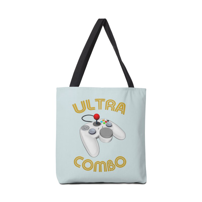 Ultra Combo Accessories Tote Bag Bag by Conceive3D