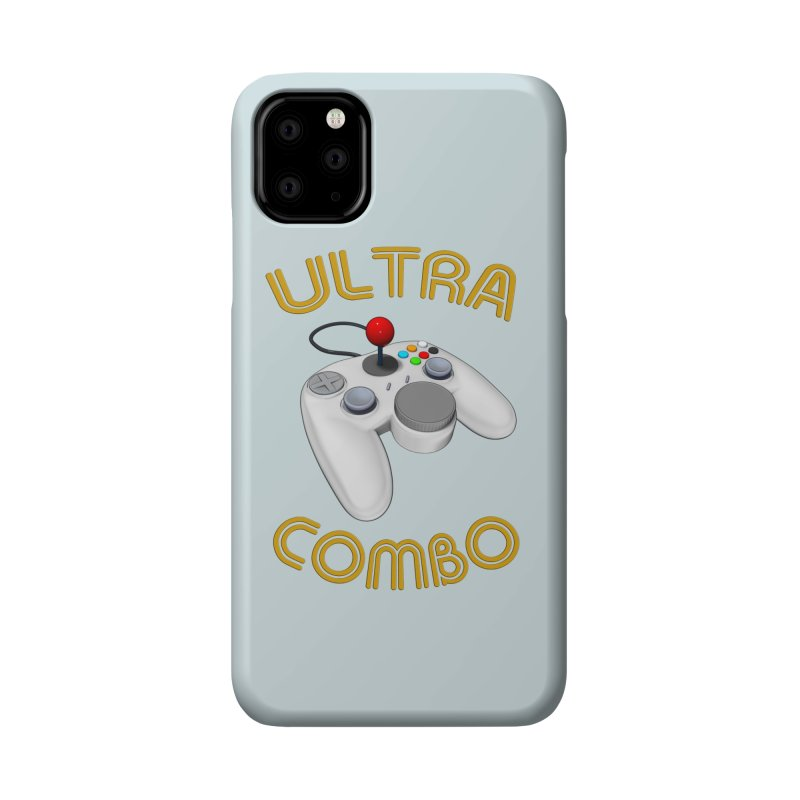Ultra Combo Accessories Phone Case by Conceive3D