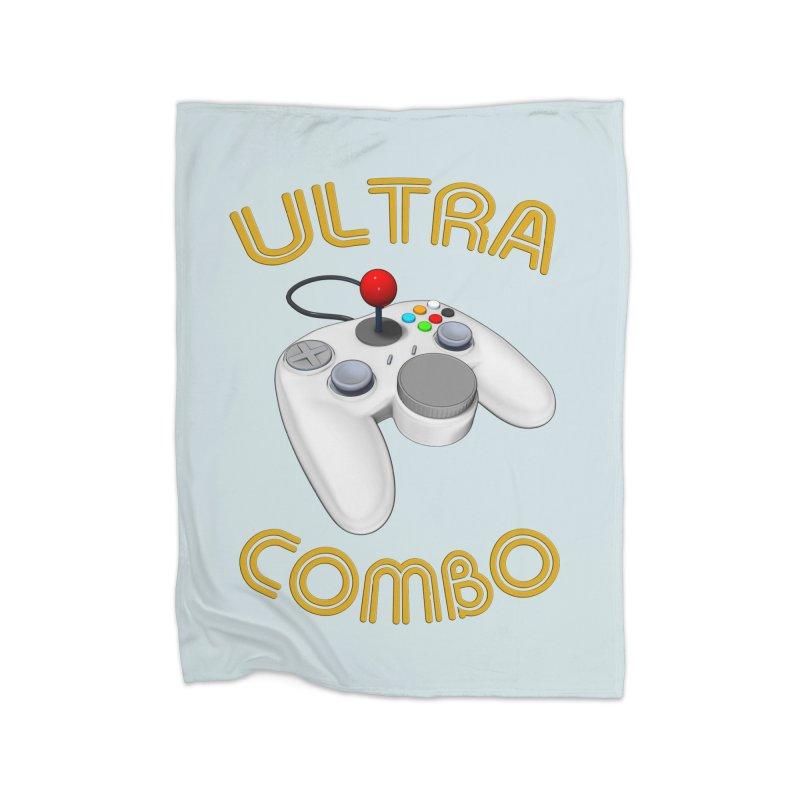 Ultra Combo Home Fleece Blanket Blanket by Conceive3D