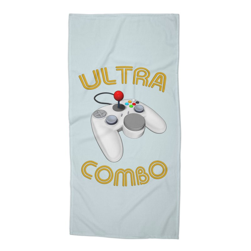 Ultra Combo Accessories Beach Towel by Conceive3D