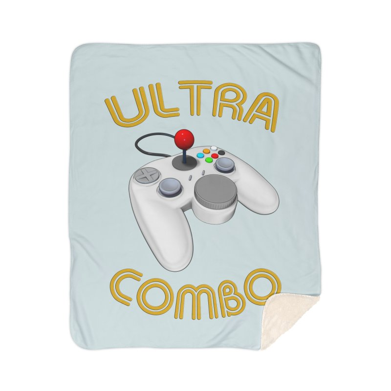 Ultra Combo Home Blanket by Conceive3D