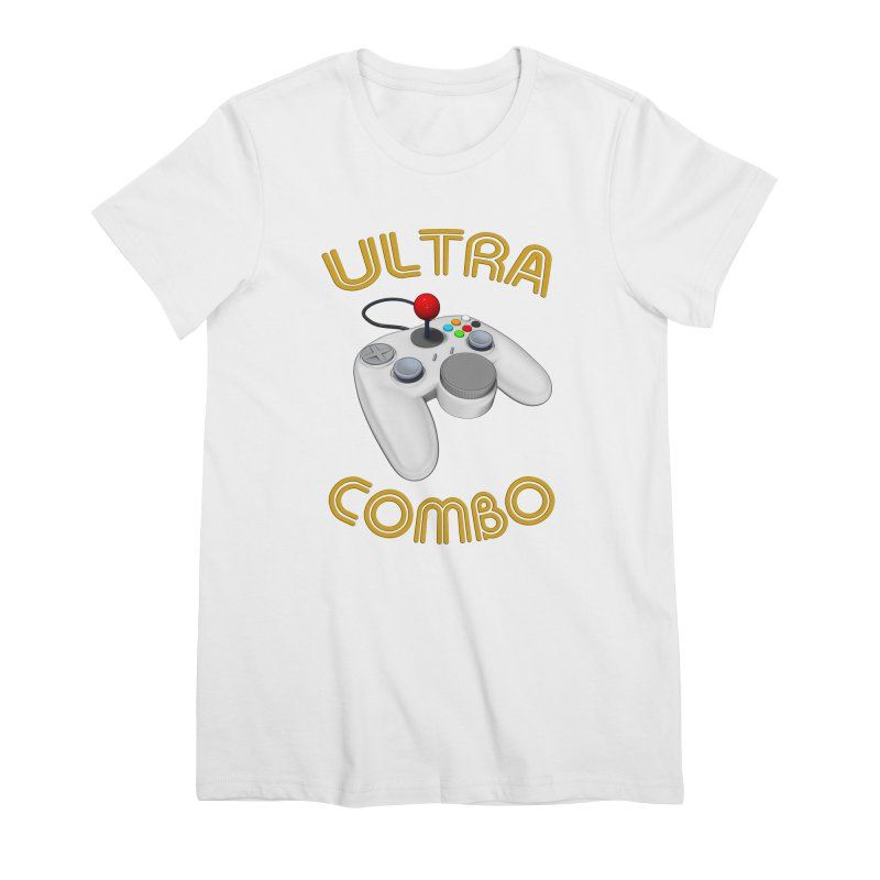 Ultra Combo Women's Premium T-Shirt by Conceive3D