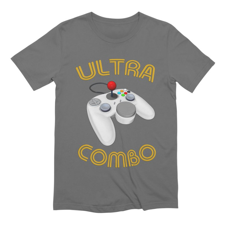 Ultra Combo Men's Extra Soft T-Shirt by Conceive3D