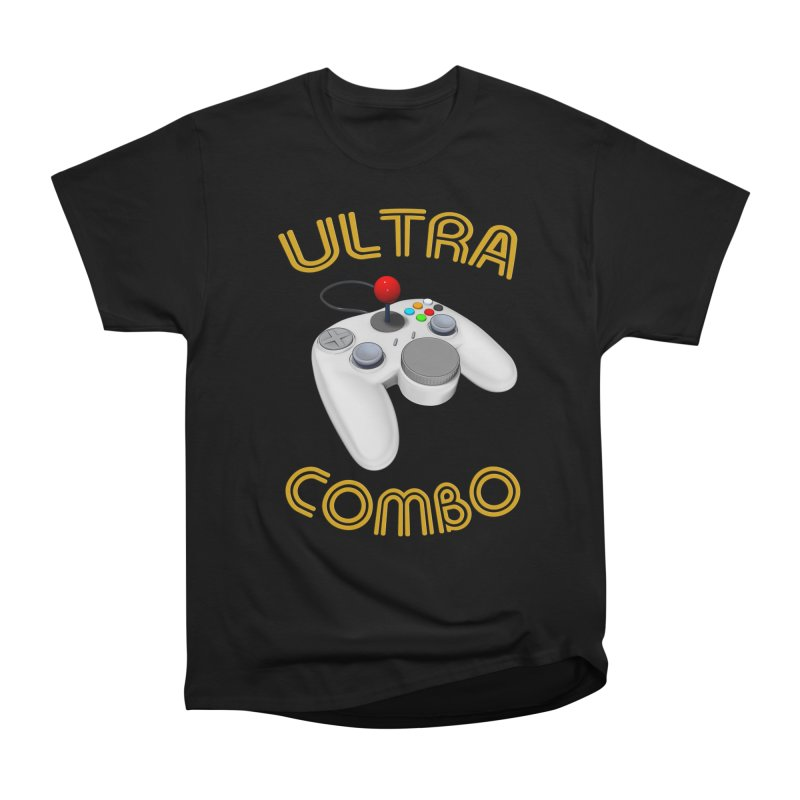 Ultra Combo Women's Heavyweight Unisex T-Shirt by Conceive3D