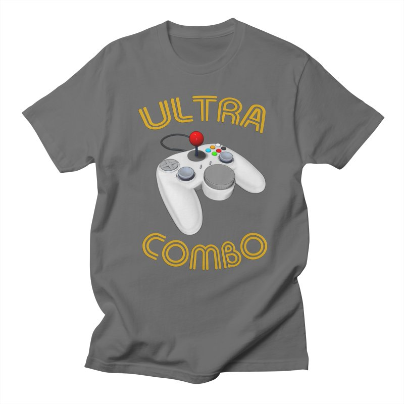 Ultra Combo Men's T-Shirt by Conceive3D